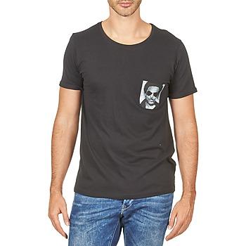 Textil Muži Trička s krátkým rukávem Eleven Paris LENNYPOCK Bílá