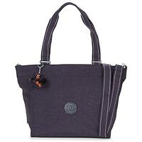 Taška Ženy Velké kabelky / Nákupní tašky Kipling NEW SHOPPER Fialová