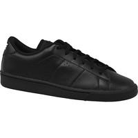 Boty Děti Módní tenisky Nike Tennis Classic Prm Gs 834123-001 Black