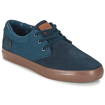 Globe Skejťácké boty WILLOW - Modrá