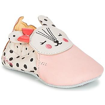 Boty Dívčí Papuče Catimini REMOULADE Růžová