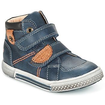 Boty Chlapecké Kotníkové boty GBB RANDALL Modrá