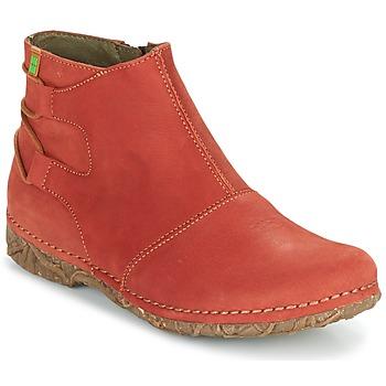Boty Ženy Kotníkové boty El Naturalista ANGKOR Oranžová