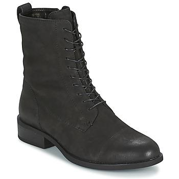 Boty Ženy Kotníkové boty Vagabond CARY Černá