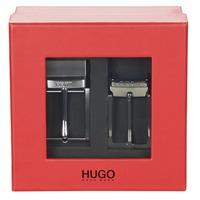 Textilní doplňky Muži Pásky HUGO-Hugo Boss GIBILSY Černá