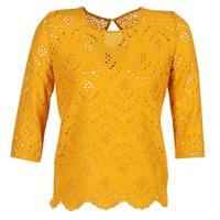 Textil Ženy Halenky / Blůzy Betty London GRIZ Žlutá