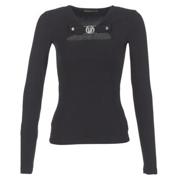 Textil Ženy Halenky / Blůzy Versace Jeans B2HQA732 Černá