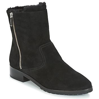 Boty Ženy Kotníkové boty MICHAEL Michael Kors ANDI FLAT BOOTIE Černá
