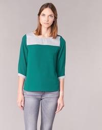 Textil Ženy Halenky / Blůzy Casual Attitude HELA Zelená