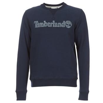 Textil Muži Mikiny Timberland TAYLOR RIVER Tmavě modrá
