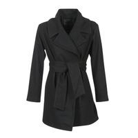 Textil Ženy Kabáty Kaporal BANJO Černá