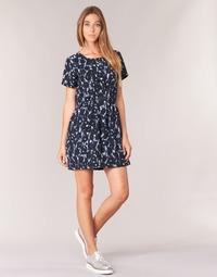 Textil Ženy Krátké šaty Kaporal SAKUR Tmavě modrá