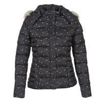 Textil Ženy Prošívané bundy Kaporal BASIL Černá