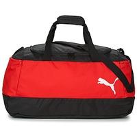 Taška Sportovní tašky Puma PRO TRAINING II MEDIUM BAG Černá / Červená