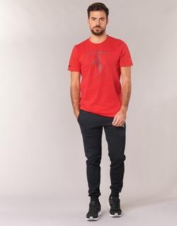 Textil Muži Teplákové kalhoty Puma SWEAT PANTS SLIM FL Černá