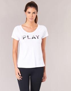 Textil Ženy Trička s krátkým rukávem Only Play LINDA Bílá