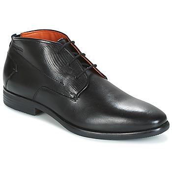 Boty Muži Kotníkové boty Bugatti MERANE Černá