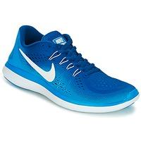 Boty Muži Běžecké / Krosové boty Nike FLEX 2017 RUN Modrá