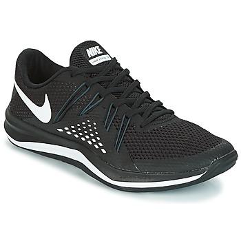 Boty Ženy Fitness / Training Nike LUNAR EXCEED TRAINER W Černá / Bílá