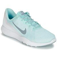Boty Ženy Fitness / Training Nike FLEX TRAINER 7 REFLECT W Bílá / Zelená