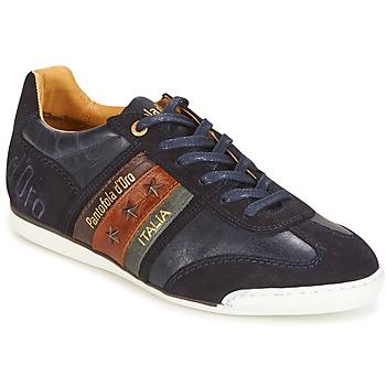 Boty Muži Nízké tenisky Pantofola d'Oro IMOLA UOMO LOW Modrá