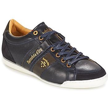 Boty Muži Nízké tenisky Pantofola d'Oro SAVIO UOMO LOW Modrá
