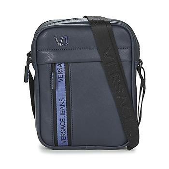 Taška Muži Malé kabelky Versace Jeans SAKO Modrá