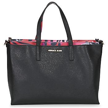 Versace Jeans Velké kabelky / Nákupní tašky ANTALOS - Černá