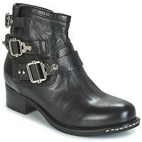 Boty Ženy Kotníkové boty Mimmu DIMA Černá
