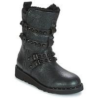 Boty Ženy Zimní boty Mimmu BELLA Černá