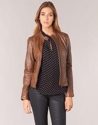 Textil Ženy Kožené bundy / imitace kůže Oakwood 62578 Velbloudí hnědá