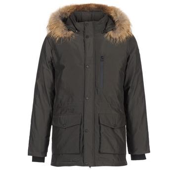 Textil Muži Parky Oakwood 62426 Khaki