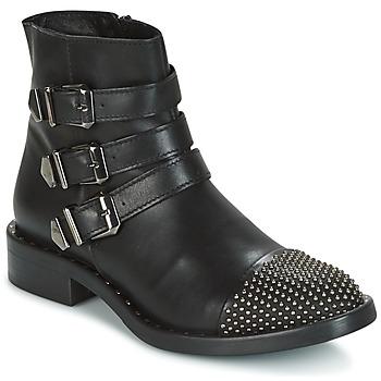 Boty Ženy Kotníkové boty Meline PESCINO Černá