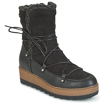 Refresh Zimní boty GLORIA - Černá