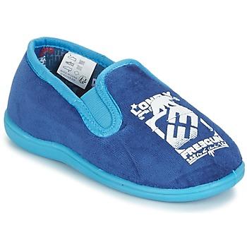 Boty Chlapecké Papuče Freegun FG NADAM Modrá