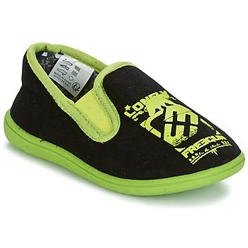 Boty Chlapecké Papuče Freegun FG NADAM Černá