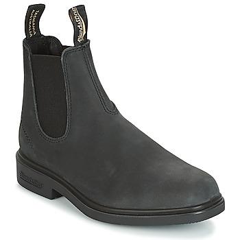 Boty Kotníkové boty Blundstone DRESS BOOT Šedá