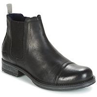 Boty Muži Kotníkové boty Mustang MELI Černá