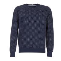 Textil Muži Svetry Tommy Hilfiger TOM PATTERN C-NK L/S VF Tmavě modrá