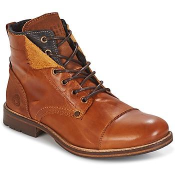 Bullboxer Kotníkové boty BEN - Hnědá