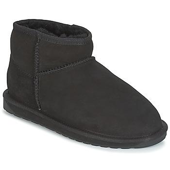 Boty Ženy Kotníkové boty EMU STINGER MICRO Černá