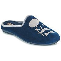 Boty Muži Papuče Rondinaud BAYEUX Tmavě modrá