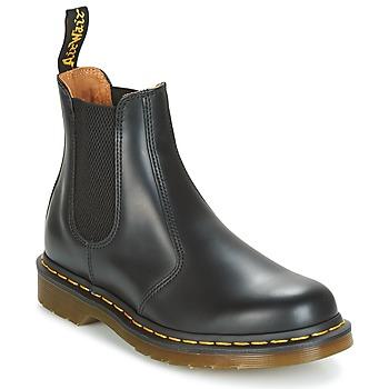 Boty Kotníkové boty Dr Martens 2976 Černá