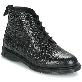 Boty Ženy Kotníkové boty Dr Martens EMMELINE Černá