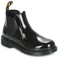 Boty Děti Kotníkové boty Dr Martens BANZAI Černá