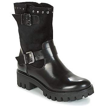 Boty Ženy Kotníkové boty Tamaris BITSY Černá