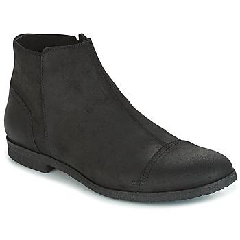 Boty Muži Kotníkové boty Diesel D-KRID MID Černá