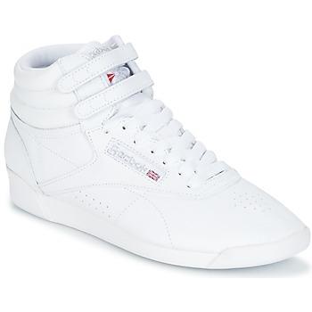 Boty Ženy Kotníkové tenisky Reebok Classic F/S HI Bílá / Stříbřitá