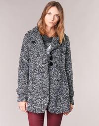 Textil Ženy Kabáty Smash JAVA Šedá