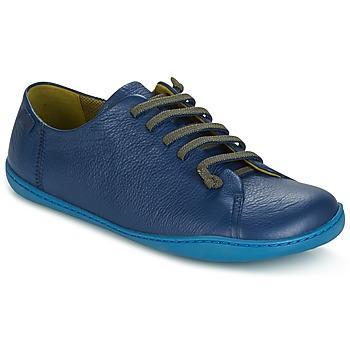 Boty Muži Šněrovací polobotky  Camper PEU CAMI Tmavě modrá